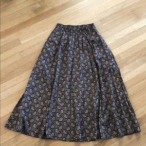 Vintage Liz Sport Skirt